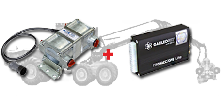 Технолог DIFF Галилео1 Технологический транспорт