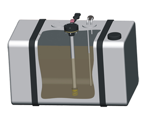 datchik urovnya topliva v bake 300x235 Датчики уровня топлива DUT E