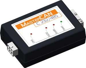 mastercan c 232 485 picture1 Интерфейс данных автомобиля MasterCAN C 232/485