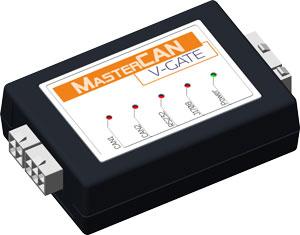 mastercan v gate picture1 1 Интерфейс данных автомобиля MasterCAN V GATE