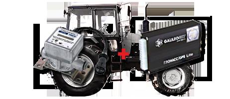 traktor ДФМ Галилео02 Сельскохозяйственная техника