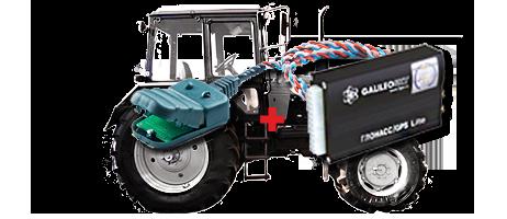 traktor Крокодил Галилео2 Сельскохозяйственная техника