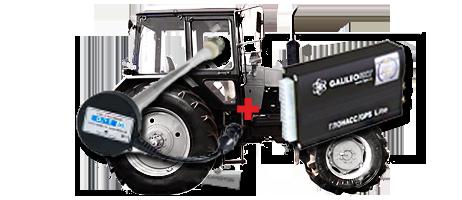 traktor Дут Галилео Сельскохозяйственная техника