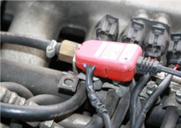 ustanovlenniy nozzlecrocodile pic5 Контроль расхода бензина и газа