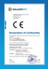 GalileoSky v5.0 sertifikat ce Сертификаты