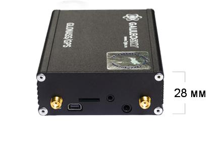 galileosk5.0 2 28мм1 Online блок обработки данных а/м CAN шины GalileoSky v5.0